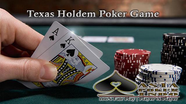 Texas Holdem Poker Game