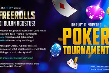 Promo Bonus Agen Poker Online Uang Asli