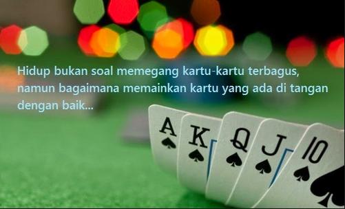 Belajar Cara Bermain Game Poker Online Resmi Indonesia