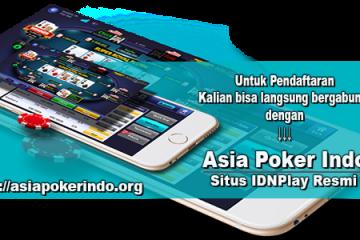 Poker Online Indonesia Resmi Hadir Dalam Aplikasi IDN POKER